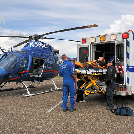 Life Flight Network | There  When You Need Us  ®