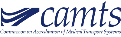 CAMTS: Commission on Accreditation of Medical Transport Systems